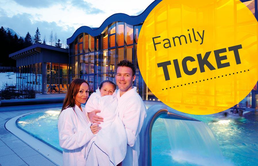 Familien Ticket Hallenbad