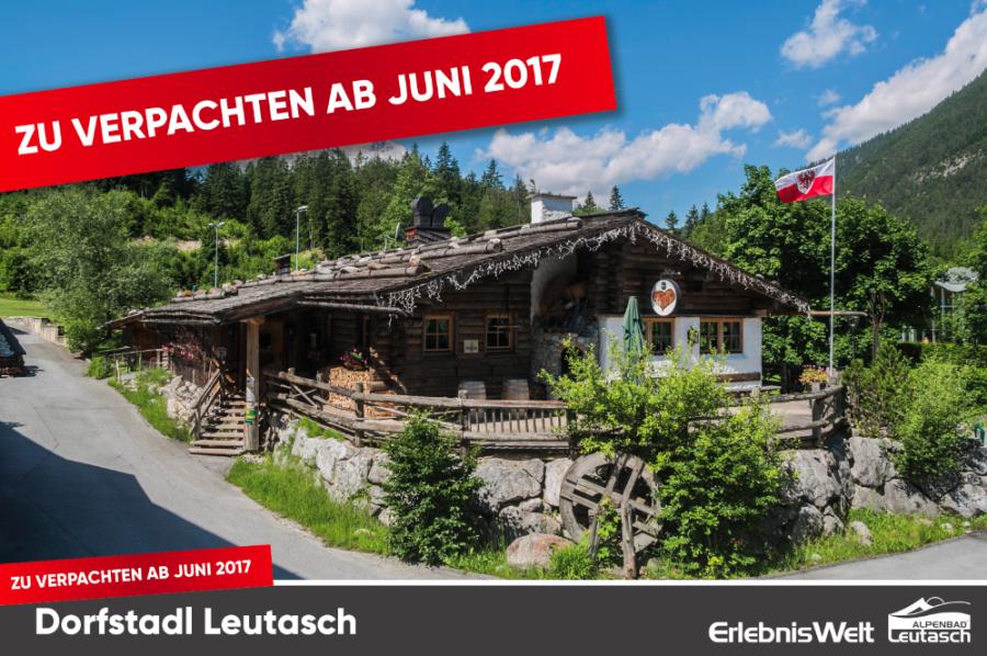 Dorfstadl Leutasch ZU VERPACHTEN