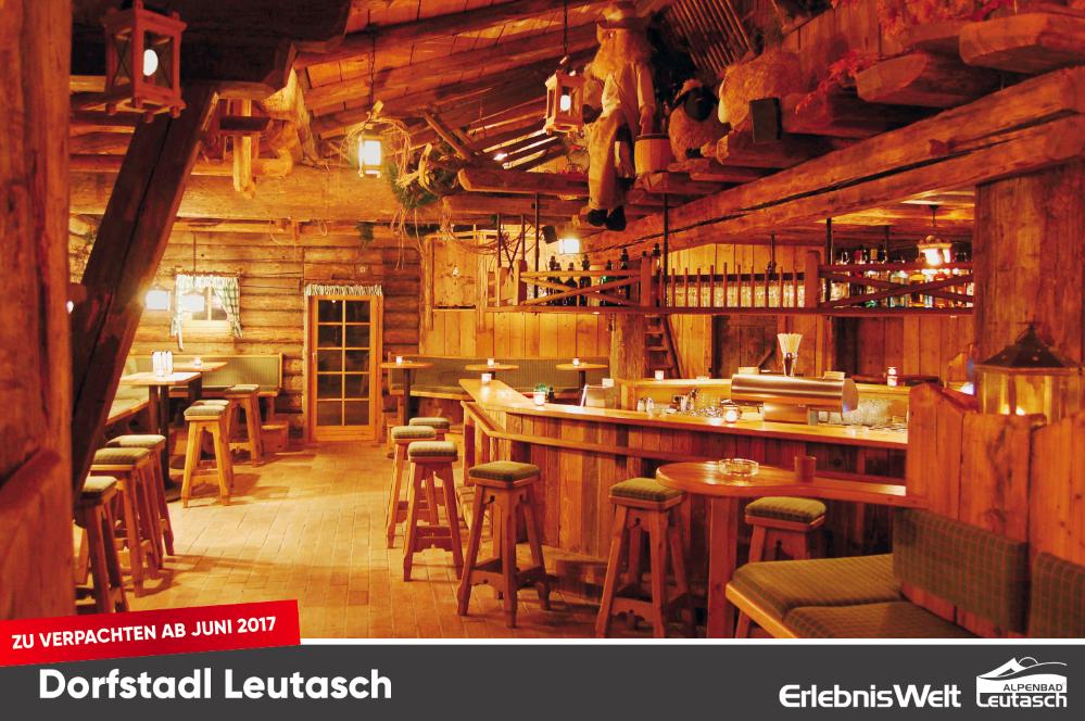 Restaurant in Leutasch pachten