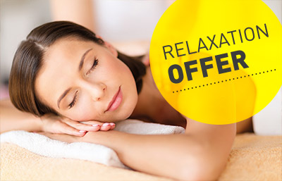 massages Relaxation offer